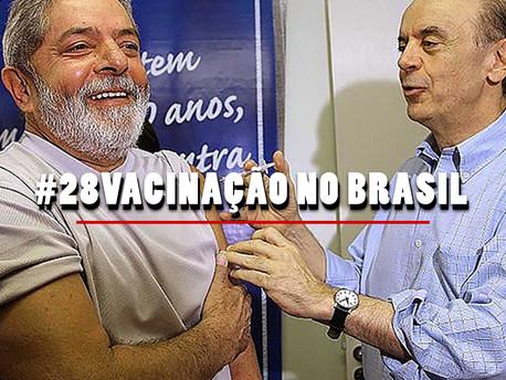 Rádio Metamorfose #28: Vacinação no Brasil