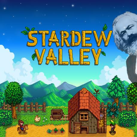 Stardew Valley - anticapitalismo no Vale do Orvalho