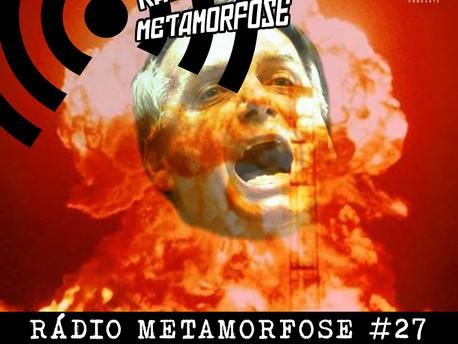 Rádio Metamorfose #27: Retrospectiva 2020