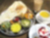 タージマハルディナーA野菜セット