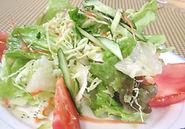 タージマハルインド風サラダ