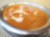 タージマハルバターチキンカレー