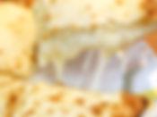 マハラジャ富士チーズナン