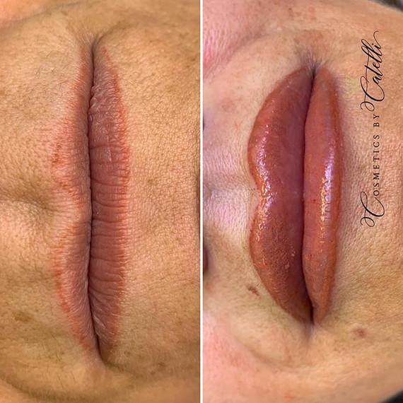 Yesss honey! Look at those #fresh #lips!