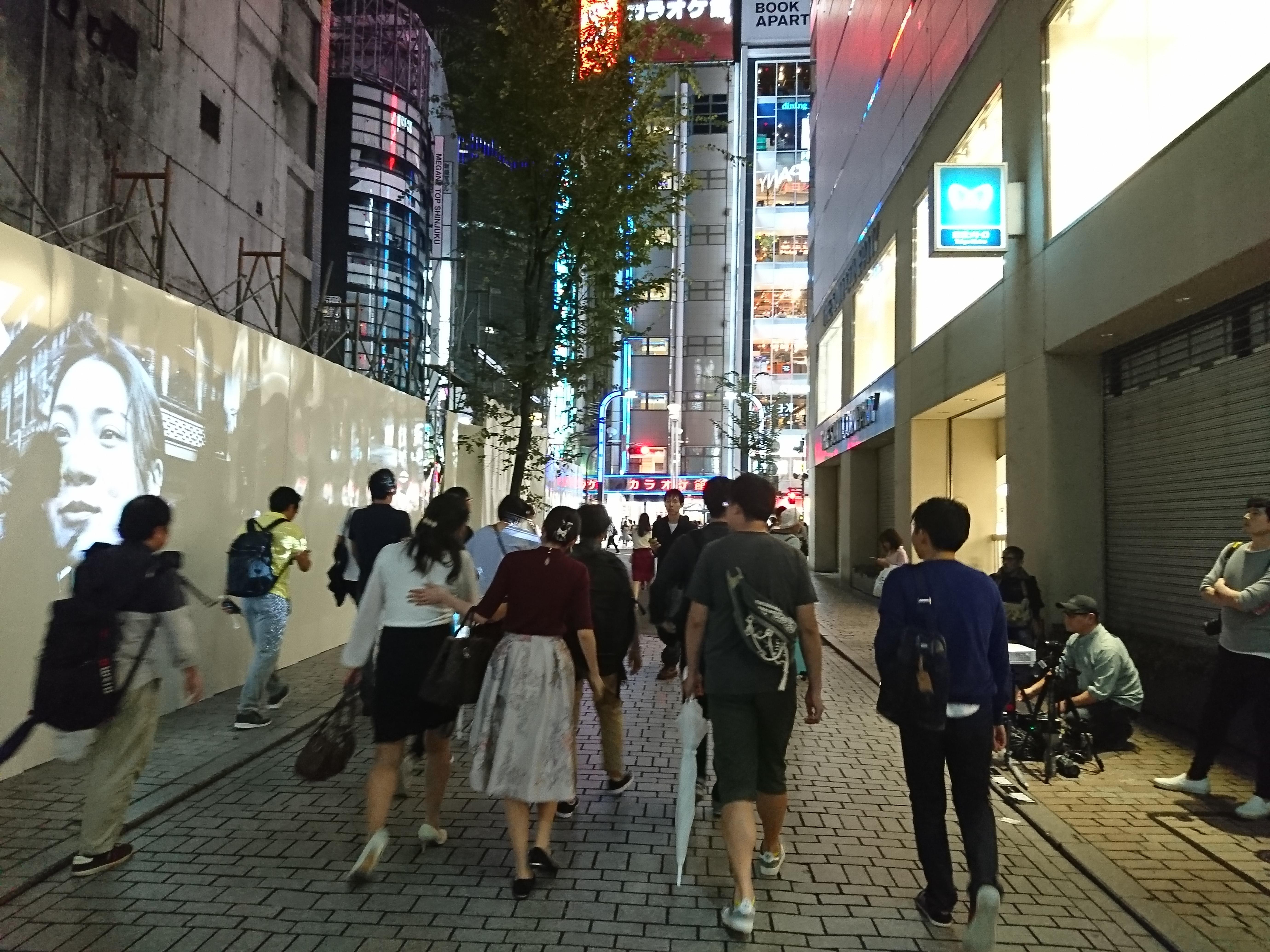 Vol.9 20180915 @Shinjuku