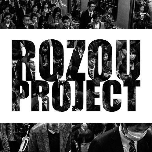 ROZOU PROJECTステッカー