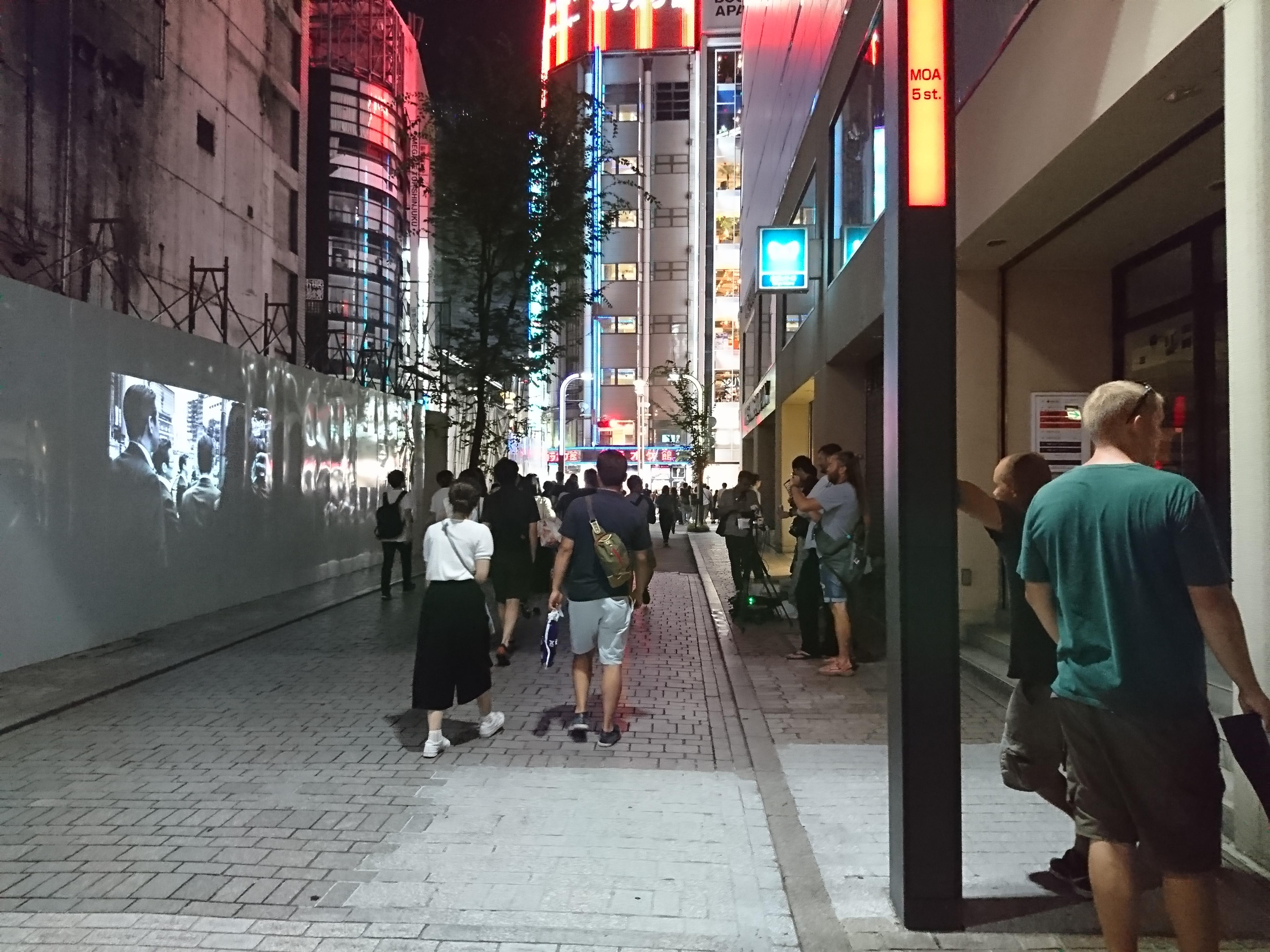 Vol.5 20180825 @Shinjuku