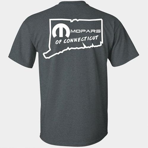 Club T-Shirt Charcoal
