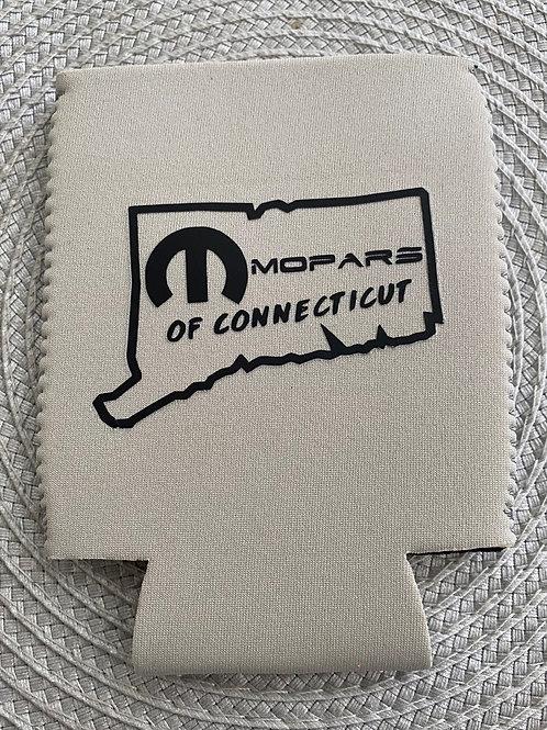 Mopars of Connecticut Koozie
