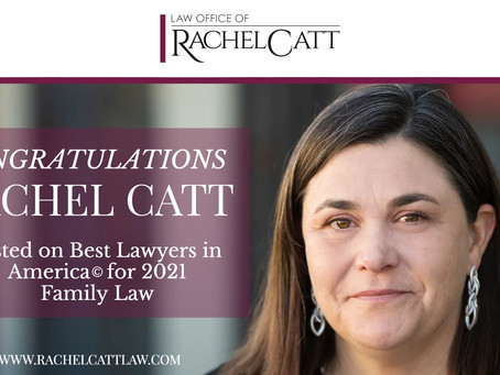 Colorado LGBTQ Family Law Attorney Rachel Catt Included in The Best Lawyers in America© for 2021
