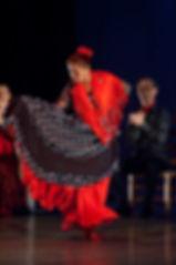 22-Ballet Flamenco La Rosa Dancer Virgin