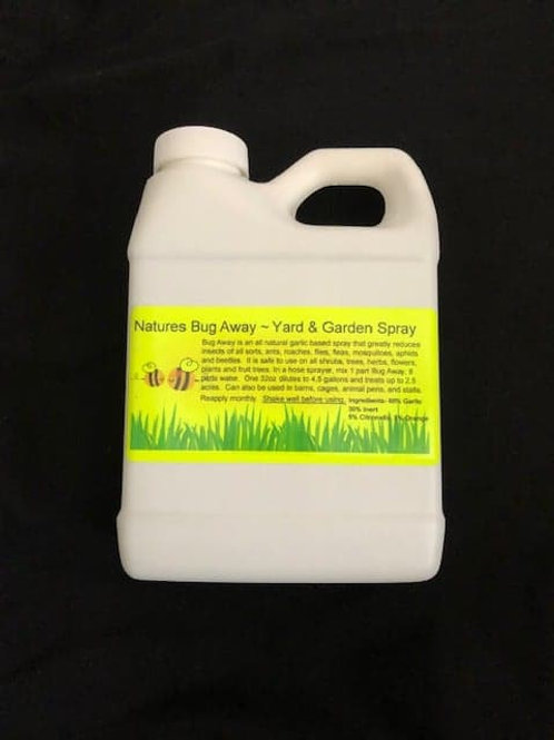 Yard and Garden Spray