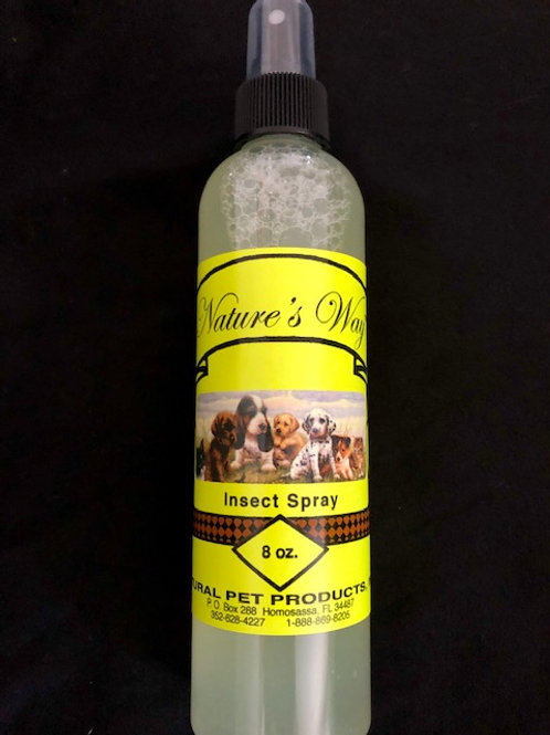 Nature's Way Insect Spray