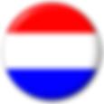 Netherlands-dutch-flag-lapel-pin-round-t