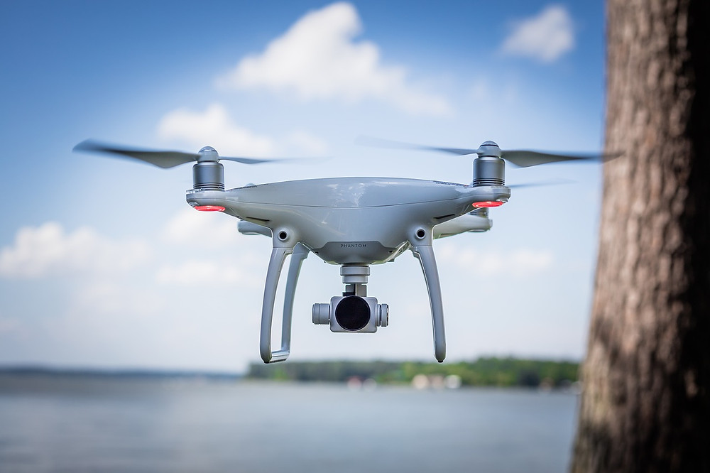 Privacy Laws Spying Drone, Sampson and Bove