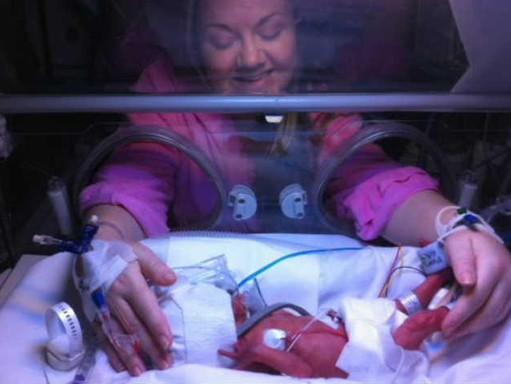 Journey of a Preemie Mum