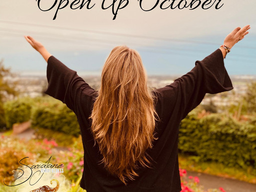 Open Up October