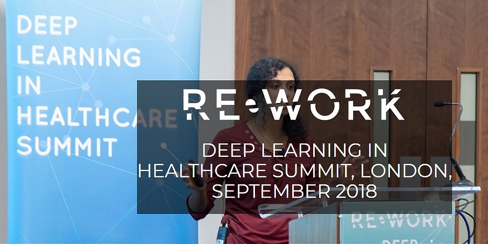REWORK Deep Learning in Healthcare Summit