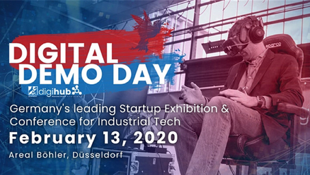 Digital Demo Day 2020 overview