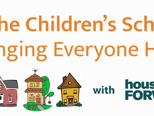 Help Us - Help Housing Forward!
