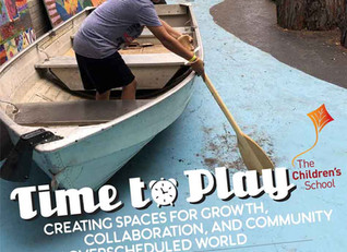 """""""Time to Play"""" Speaker Panel Event at TCS Explores Importance of Play"""