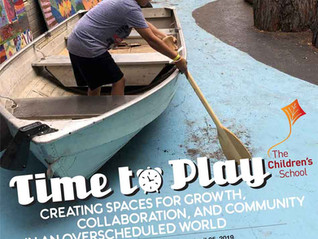 """Time to Play"" Speaker Panel Event at TCS Explores Importance of Play"