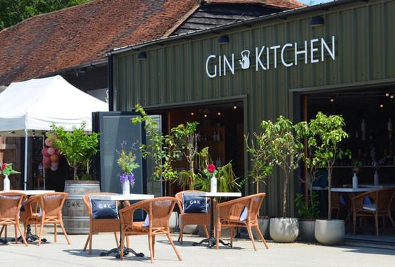 Cocktail bar in Surrey