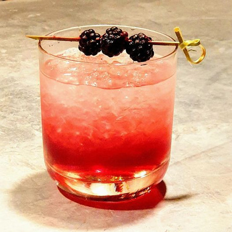 Hurtberry Brambles Cocktail