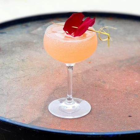 The Concubine's Bellini Cocktail