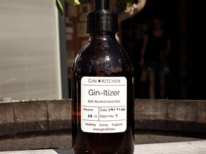 Product of the week: Gin-Itizer