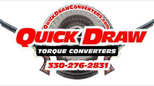 Quick Draw Torque Converters