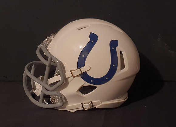 Unsigned - Indianapolis Colts - Mini Speed Helmet