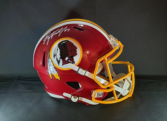 Dwayne Haskins - Washington Redskins - Full Size Speed Helmet