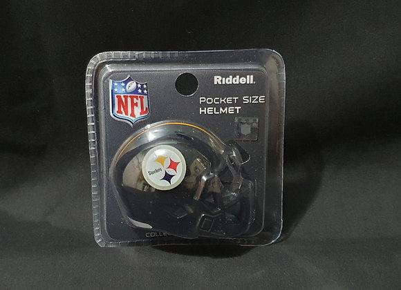 Pittsburgh Steelers - Pocket Pro Helmet