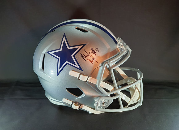 Michael Gallup - Dallas Cowboys - Full Size Speed Helmet