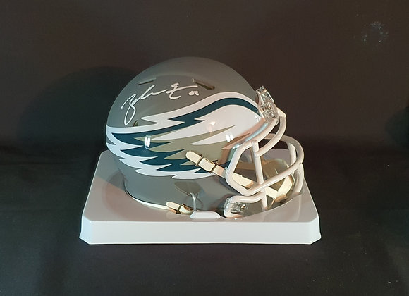 Zach Ertz - Philadelphia Eagles - Mini AMP Helmet