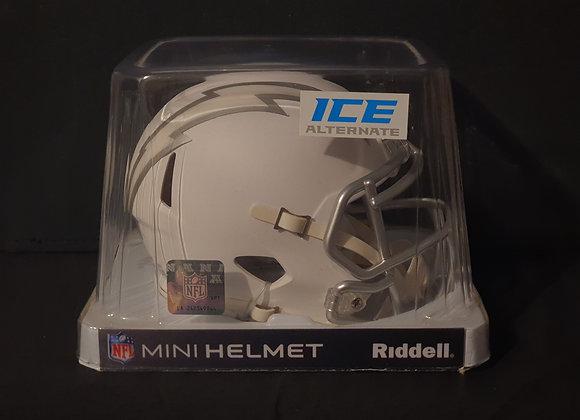 Unsigned - Los Angeles Chargers - Mini Ice Helmet