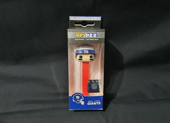 New York Giants - Funko POP PEZ Dispenser