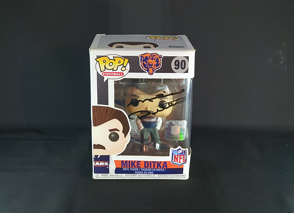 Mike Ditka - Chicago Bears - Signed Funko POP