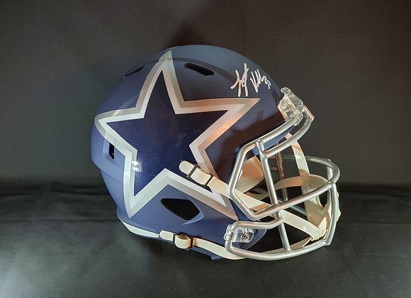 Leighton Vander Esch - Dallas Cowboys - Full Size AMP Helmet