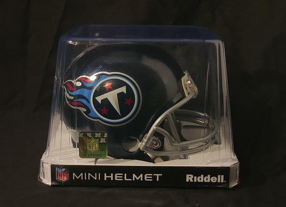 Unsigned - Tennessee Titans - Mini Replica Helmet