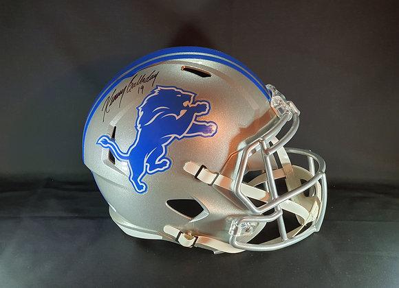 Kenny Golladay - Detroit Lions - Full Size Speed Helmet