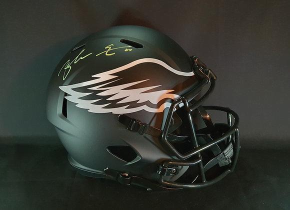 Zach Ertz - Philadelphia Eagles - Full Size Eclipse Helmet