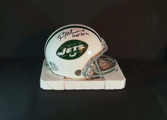 Kevin Mawae - New York Jets - Mini Helmet