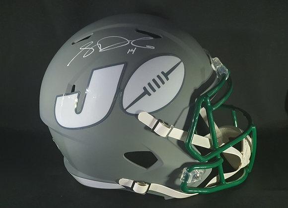 Sam Darnold - New York Jets - Full Size AMP Helmet