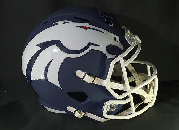 Courtland Sutton - Denver Broncos - Full Size AMP Helmet