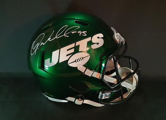 Quinnen Williams - New York Jets - Full Size Speed Helmet