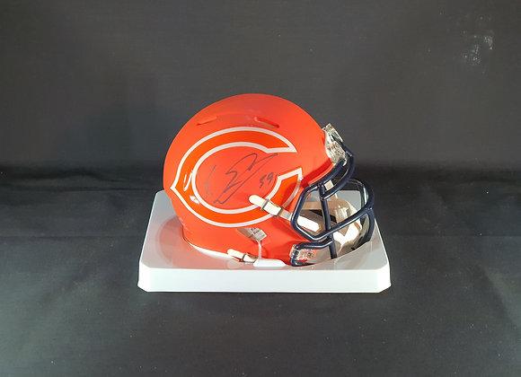 Eddie Jackson - Chicago Bears - Mini AMP Helmet