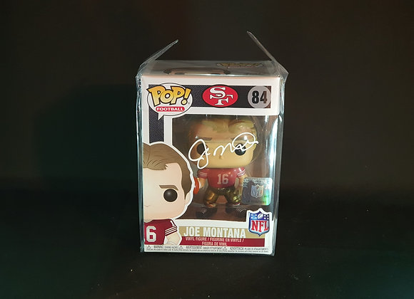 Joe Montana - San Francisco 49ers - Signed Funko POP