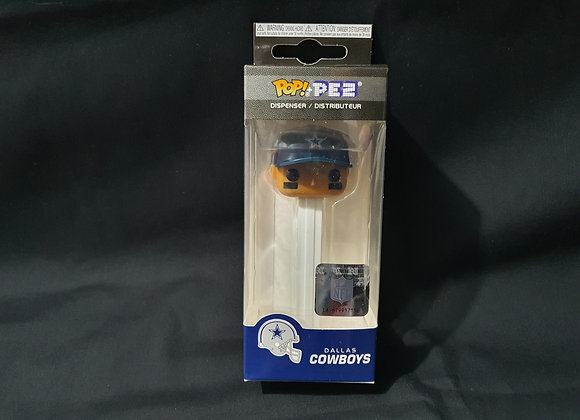 Dallas Cowboys - Funko POP PEZ Dispenser